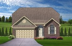 New Homes for Sale Canton MI - Real Estate, Home Builders, Contractors - Steuer and Associates Inc - 232_columbia_rendering_May_2011