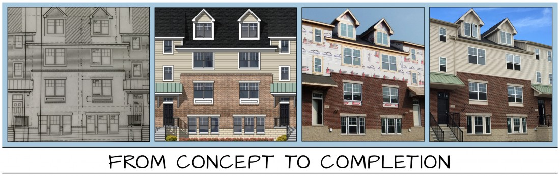 New Home Construction Loan in Van Buren Township MI - Steuer & Associates - Concept_to_Completion