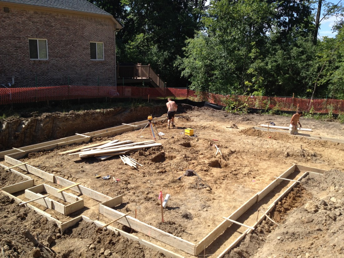 Building A New Home in Van Buren Township MI - Steuer & Associates - IMG_0870