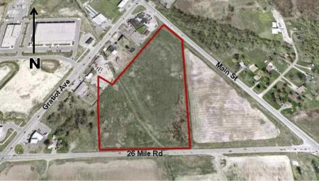 Commercial Land Available in New Haven, MI | Steuer & Associates Inc - Property_Map