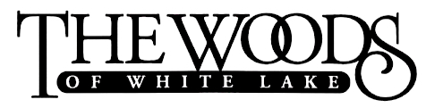 Real Estate White Lake MI - New Construction | Steuer & Associates Inc - The_Woods_of_White_Lake_Logo
